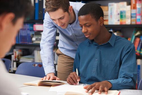 Consider tutoring