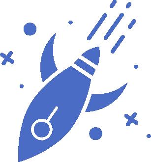 scroll down rocket