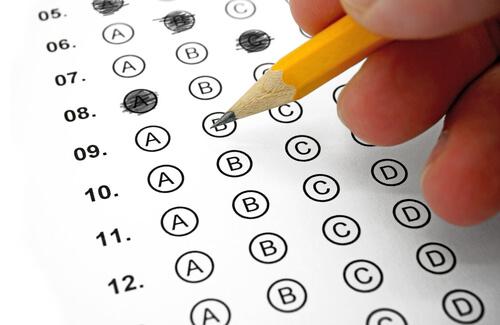 How to do well on a multiple choice exam