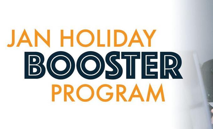 January 2021 Booster Program