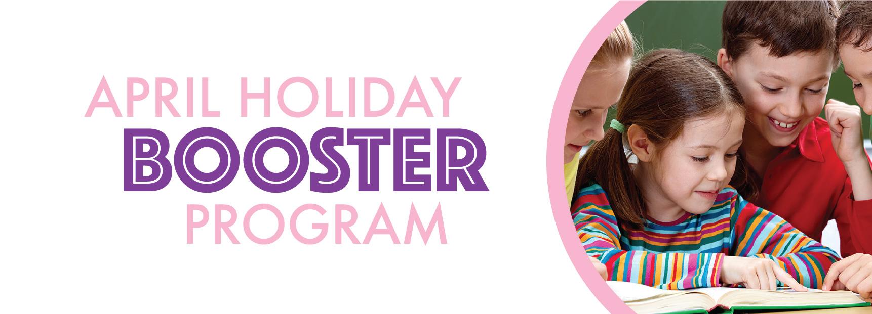 April 2021 Booster Program
