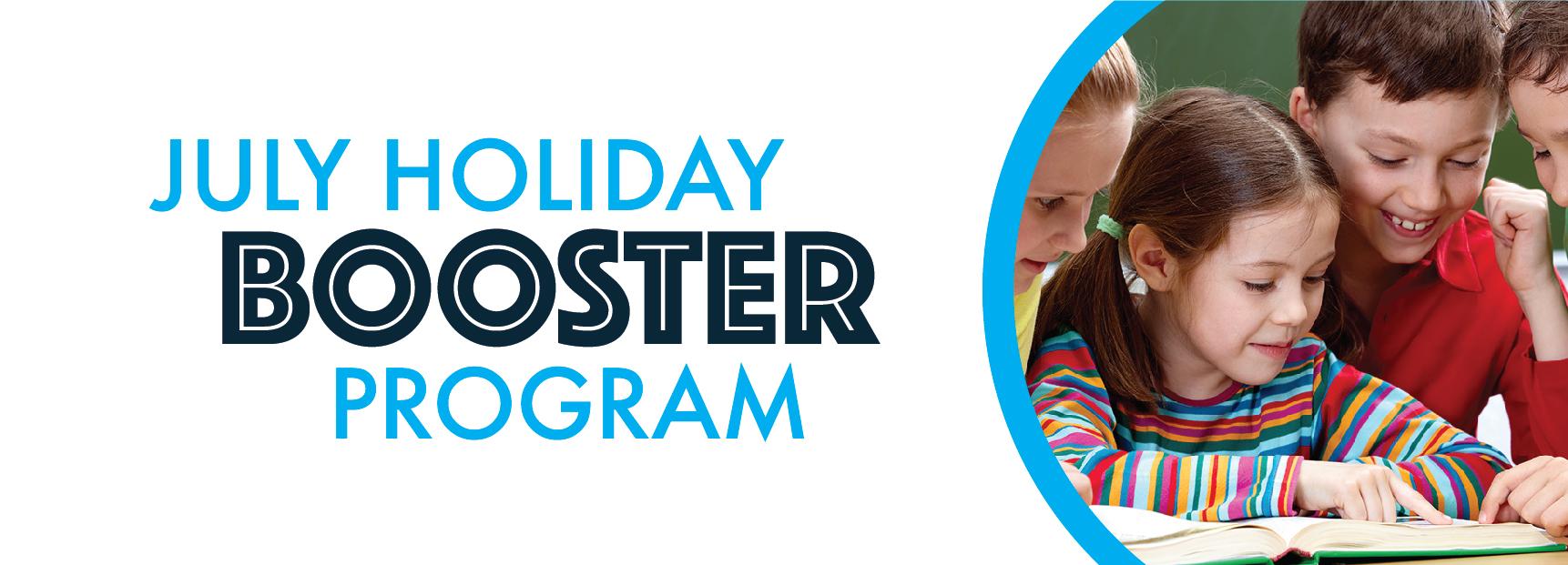 July 2021 Booster Program